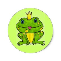 Echoserang Froglet
