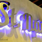ST. NAILS SPA: Not your ordinary manicurista