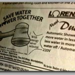 Picture Feature: Save Water