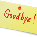 Goodbye, P!