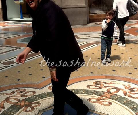 Adventures of Ms. Provinciated: Milan