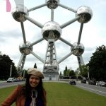 Adventures of Ms. Provinciated: Atomium