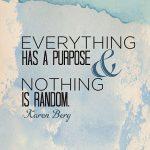 Ano ang Purpose?