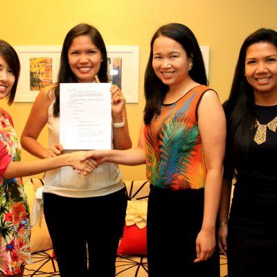 Certified Nuffnang Talents