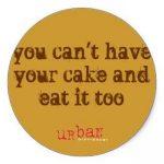 Soshal Speaks: Cake