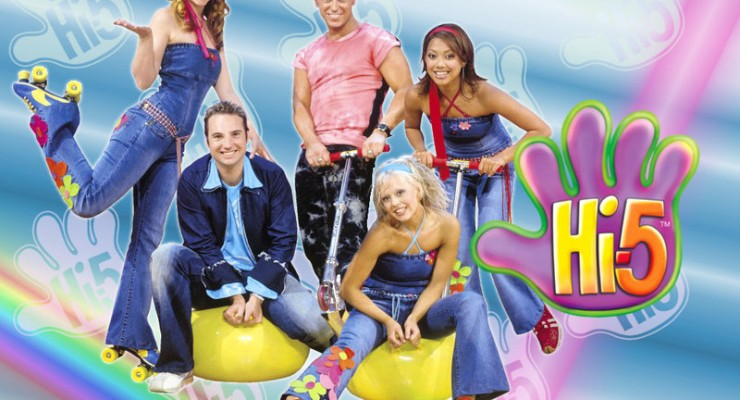 Original Hi-5: Where they are now