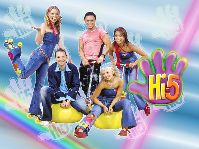 Original hi 5 where are they now the soshal network Australia home and garden tv show