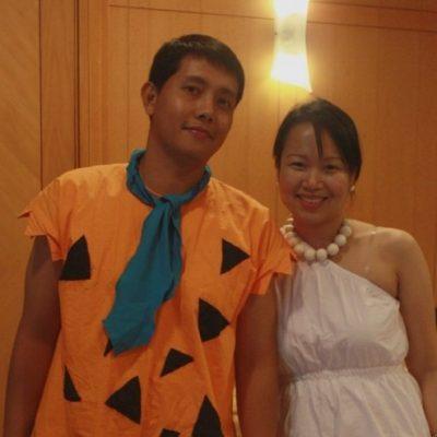 Flintstones: Fred and Wilma
