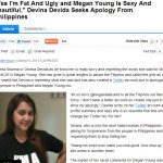 Devina DeDiva Apologizes