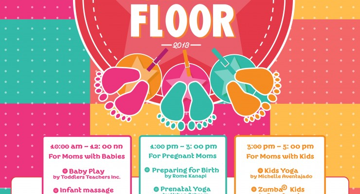 Press Release: Moms on the Floor 2013