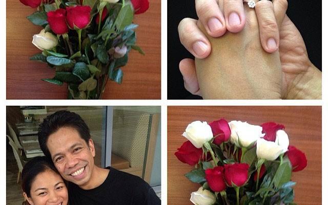 Miriam Quiambao Engaged