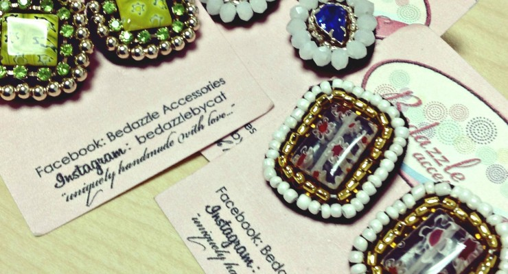 P's Giveaway: Bedazzle Accessories