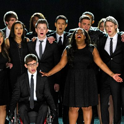 Glee Finally Bids Farewell to Finn