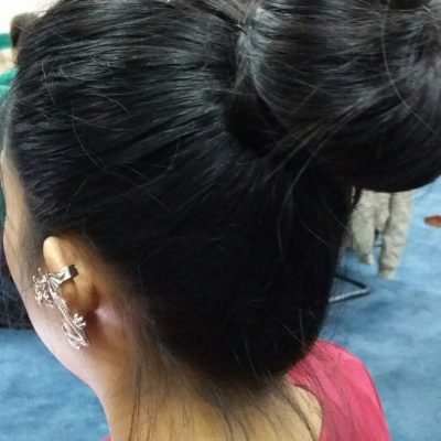 DIY: HAIR BUN