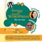 Getting to Know WordPress