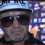 Brandon Rios' Emotional Interview