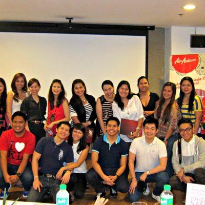 HOT MEALS! Boarding on AirAsia Zest