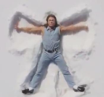 Van Damme's Coors Light Commercial