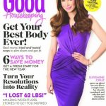 Sunshine Cruz is Good Housekeeping's Cover Girl