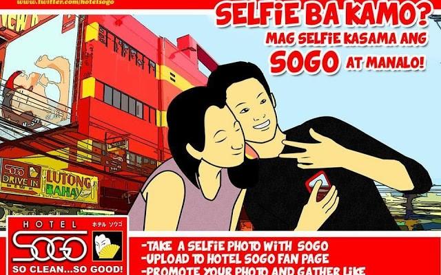 Bible Study at Selfie sa Sogo Hotel