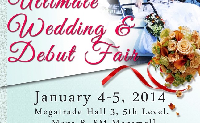 The 15th Ultimate Wedding & Debut Fair