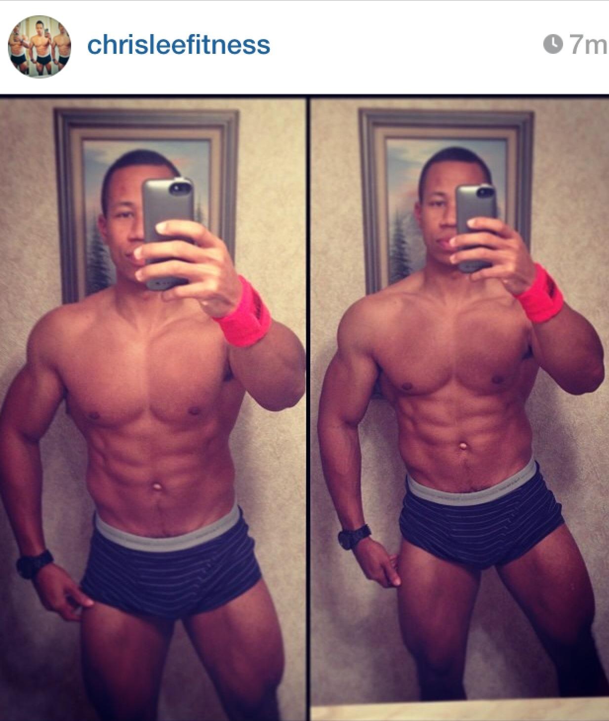 selfie macho
