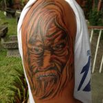 Tattoo ni Sprite