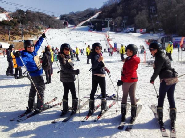 skiskidding