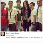 TV5 Supports Deniece?