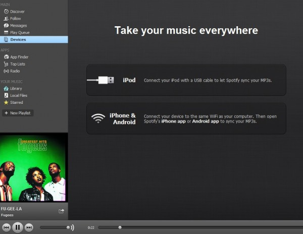 how to create an artist account on spotify