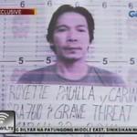 Royette Padilla Arestado