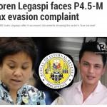 Kim Henares vs. Zoren Legaspi