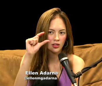 Ellen Adarna on Bong Revilla's Alleged Indecent Proposal