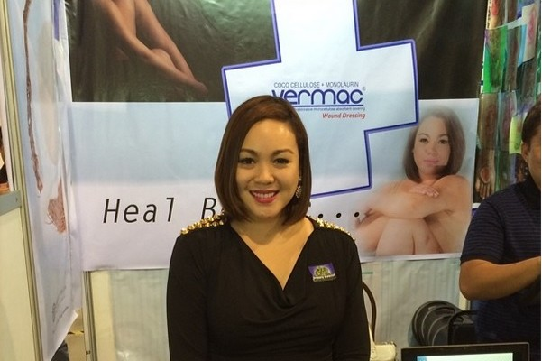 Claudine Barretto's New Endorsement