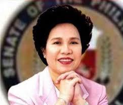 Sen. Miriam Santiago, A-Tapang-A-Tao