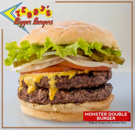 Monster Double Burger
