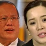Kris to PNoy: Stay Alive. Pnoy to Kris: Stop It!