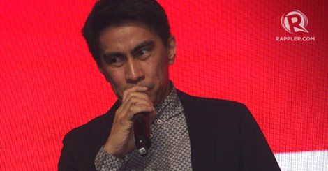 Si Ramon Bautista at ang Hipon. Bow.