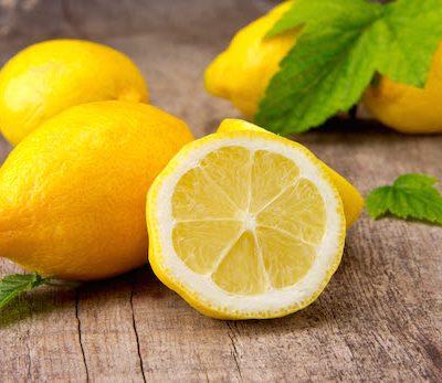 Lemon Water Magic