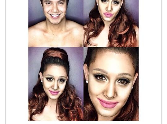 Paolo Ballesteros: #MakeUpTransformation Queen