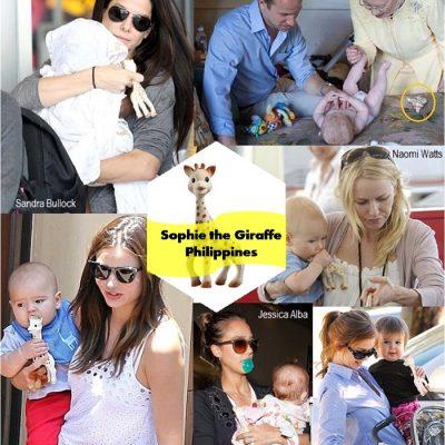 Babypalooza Bazaar +  Sophie the Giraffe Giveaway