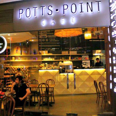Potts Point Cafe