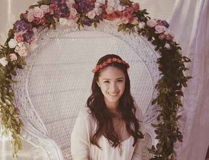 Heart Evangelista's Bridal Shower by Inglot