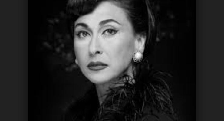 Cherie Gil Mistaken For Opera Singer