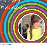 Celebrity Christmas Greetings