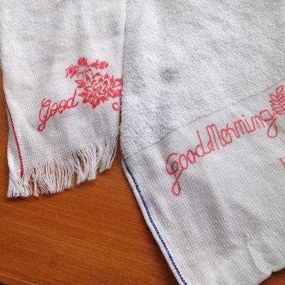 How to Spot a Fake Good Morning Towel
