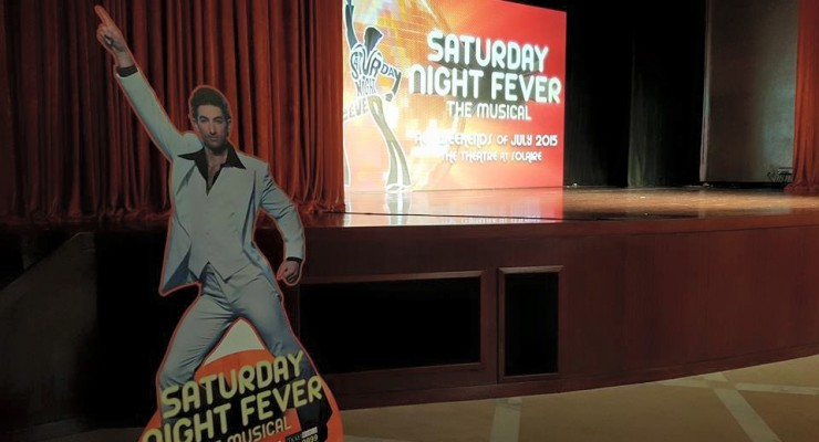 #BumoBroadway: SATURDAY NIGHT FEVER The Musical