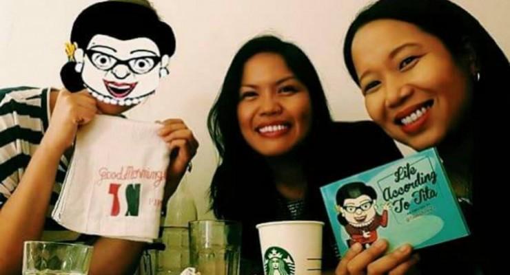 Maligayang Bati, Mrs. Domesticated!