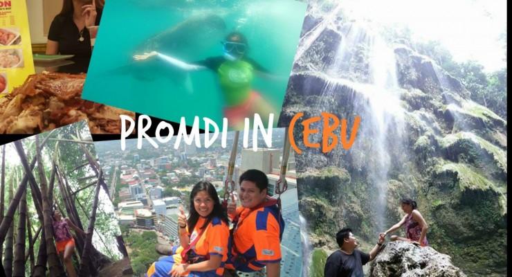 Promdi in Cebu