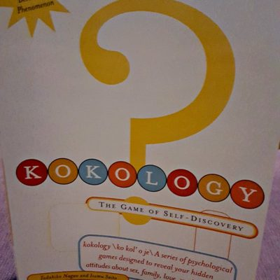 Going Cuckoo for Kokology